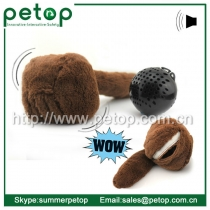 PT2005 Great Quality Crazy Ball Dog Toys