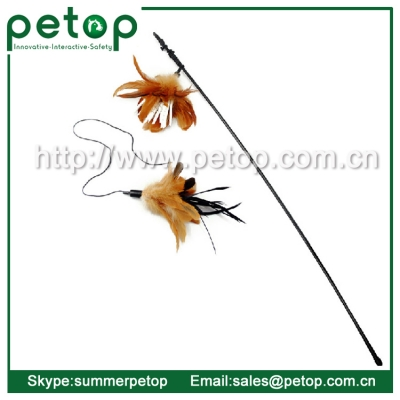 Fully Extandable Cat Feather Wand Wholesale